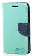 Чехол Mercury Fancy Diary Series Xiaomi Redmi Note 4 Turquoise - Blue