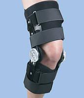 Усиленный фиксатор (ортез) на коленный сустав с амплитудой движения. Артикул: NKN-132 (40) ITA-MED