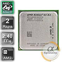 Процессор AMD Athlon 64 X2 4600+ (2×2.40GHz/1Mb/AM2) б/у