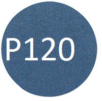 Шлифовальный круг PS 18 FK Klingspor P120