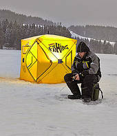 Палатка для зимней рыбалки Holiday Hot Cube 2, в Харькове, купить
