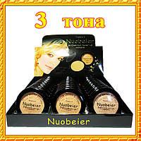 Пудра Nuobeier Natural для лица, с витаминами Е, SPF 20  Упаковкой