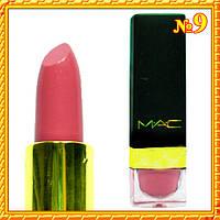 Помада - бальзам для губ увлажняющая смягчающая -Тон 09 розовый щербет.