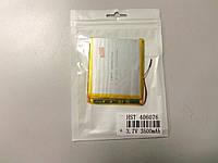 Внутренний Аккумулятор 4*60*76   (3500 mAh 3,7V) 406076 AAA класс в Запорожье