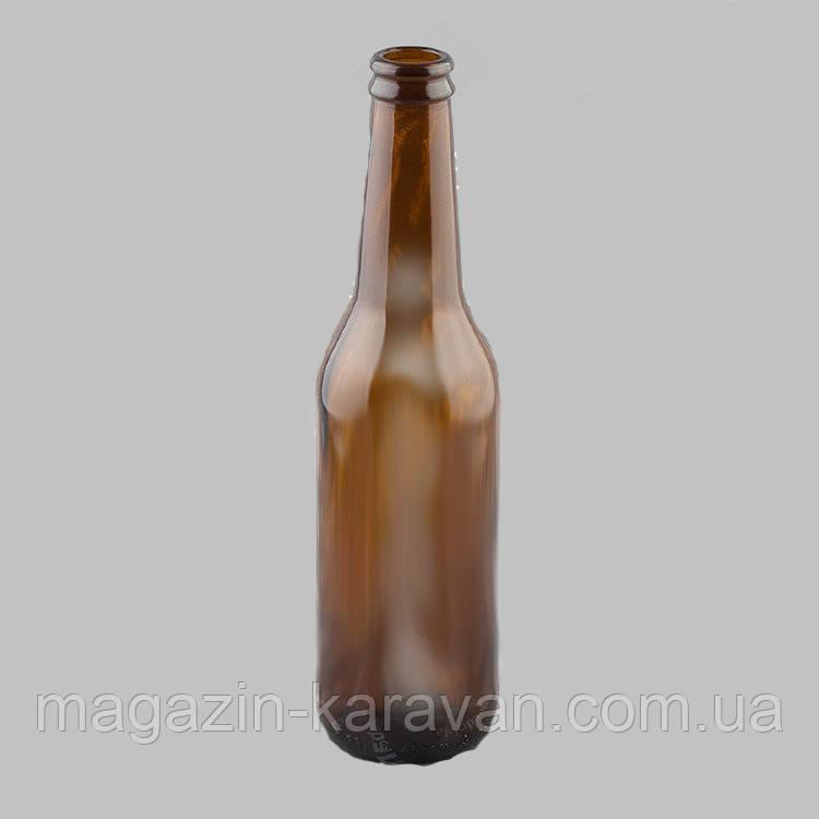 Бутылка из стекла Beer LN 330 ml