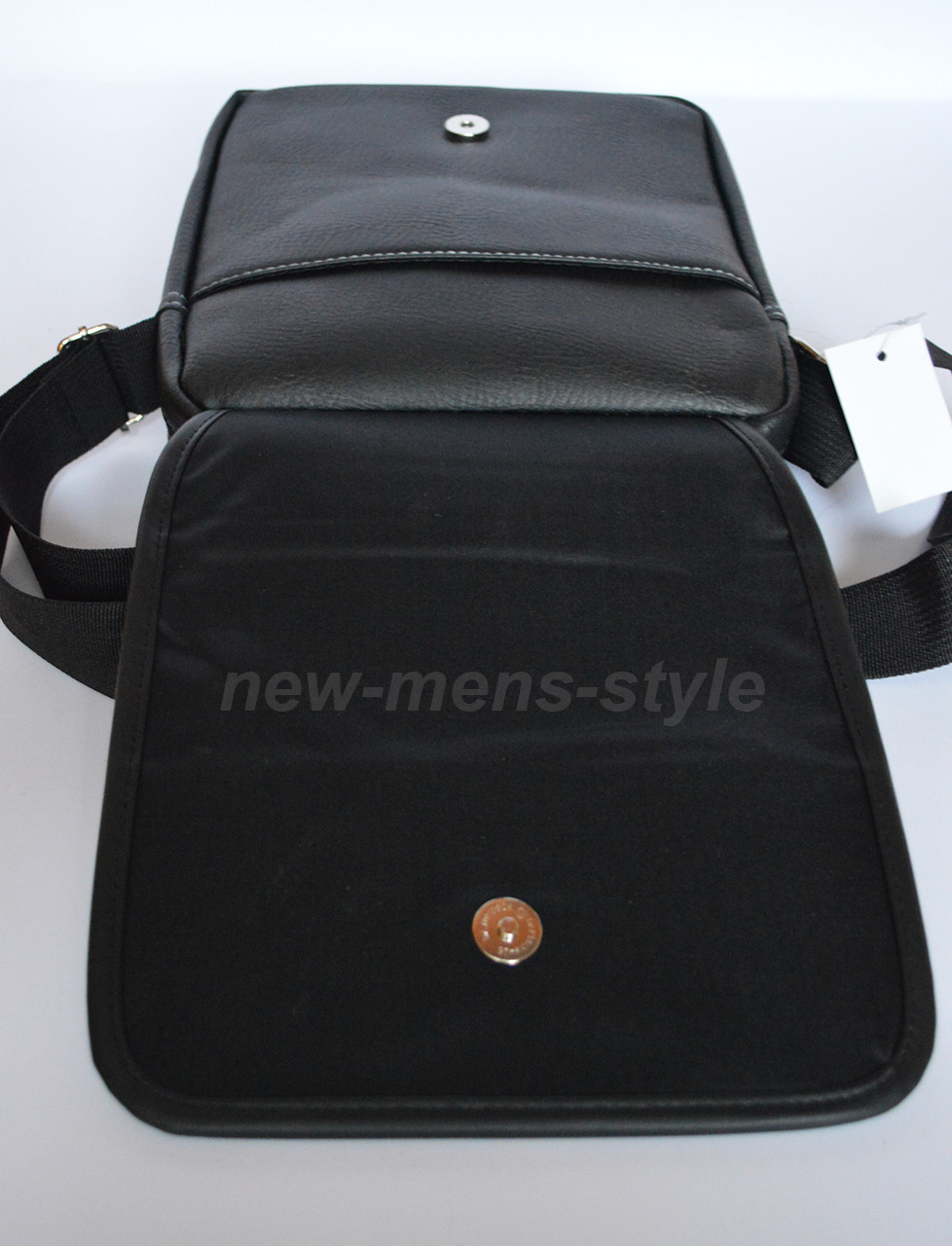 9ffdcc398f5c ... фото Мужская не большая кожаная сумка барсетка через плечо VIP-POLAR  NEW!!, ...