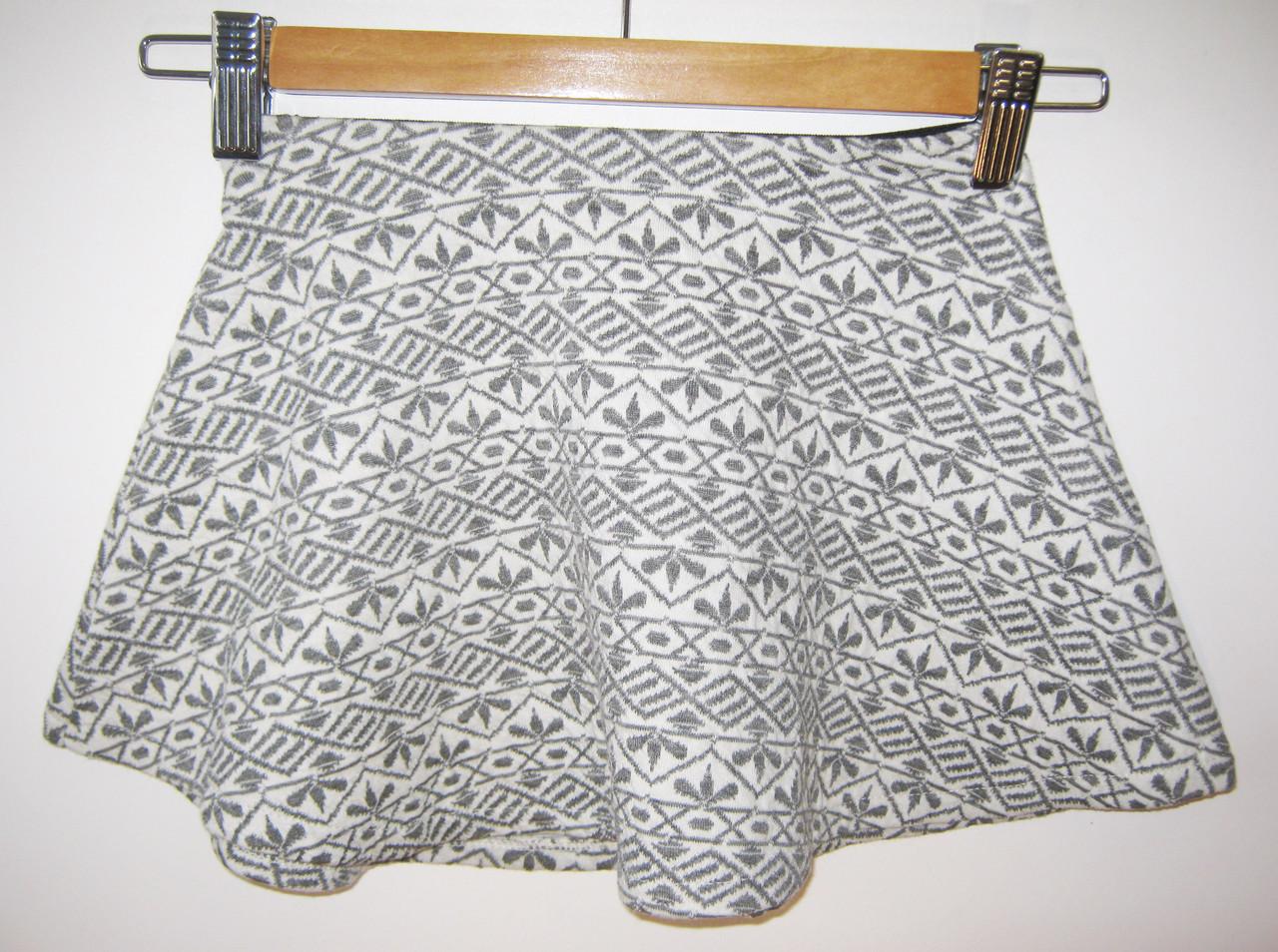 Детская расклешенная юбка для девочки Zara