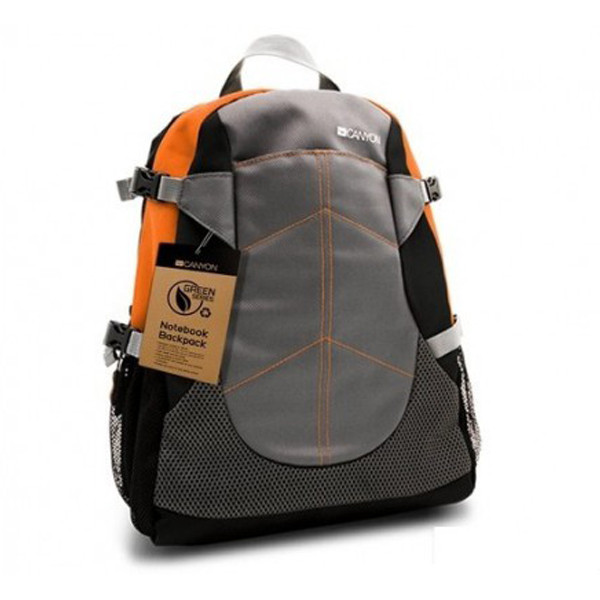 Рюкзак для ноутбука Canyon CNF-NB03O Grey/Orange