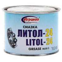 Смазка Литол-24 0,5дм3 (пр-во АГРИНОЛ)