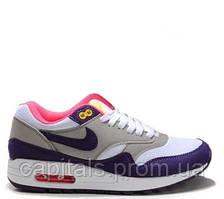 "Женские кроссовки Nike Air Max 87 ""White/Blue/Grey"""