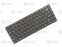 Оригинальная клавиатура для ноутбука MSI EX460, CR400, X300, X320, X340, X400, X410, X430, U200, U250 ru black