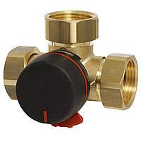 "ESBE VRG 231 (3/4"" DN20, Kvs 6,3) трехходовой клапан поворотный переключающий"
