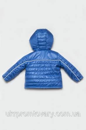 """Куртка для мальчика демисезонная """"Sport Next"""" синяя, фото 2"""