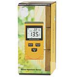 Влагомер древесины и строительных материалов Benetech GM 630-EN-00 ( MD630 )( 0-50% ) ( 0-50°C ), фото 5