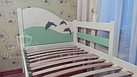 """Кровать """"Волна""""  с бортиком """"Классик"""" , фото 1"""