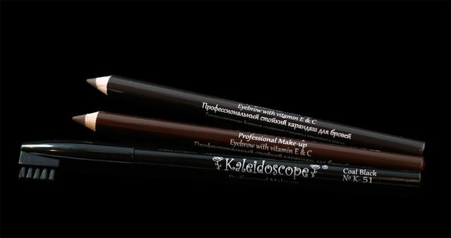 Карандаши для бровей №К-51 - №К-53 Kaleidoscope от EL Corazon