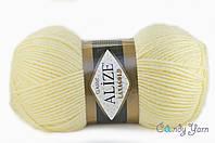 Alize Lana Gold, молочный №62