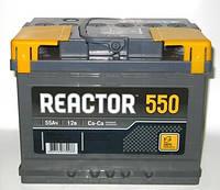 Аккумулятор Reactor 6СТ-55 Евро