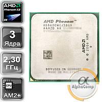 Процессор AMD Phenom X3 8600 (3×2.30GHz/2Mb/AM2+) б/у