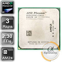 Процессор AMD Phenom X3 8600 (3×2.30GHz/2Mb/AM2+) БУ