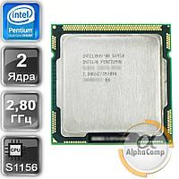 Процессор Intel Pentium G6950 (2×2.80GHz/3Mb/s1156) б/у