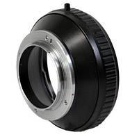 Переходное кольцо Hasselblad - Nikon F (черный)