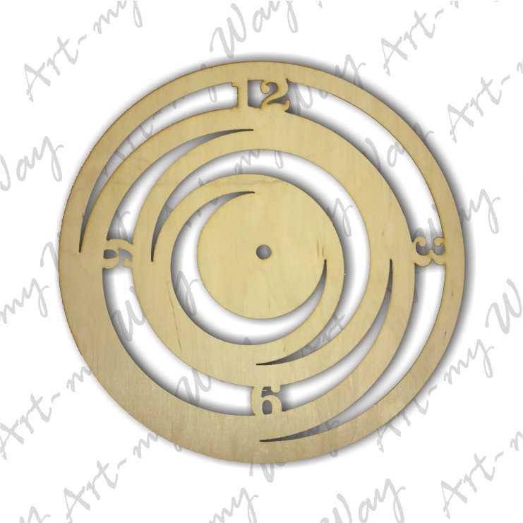 Часы-Спираль