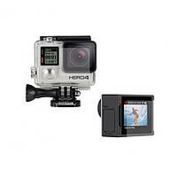 Захисні плівки для GoPro Hero 4 Silver (2 шт) (код № XTGP256)