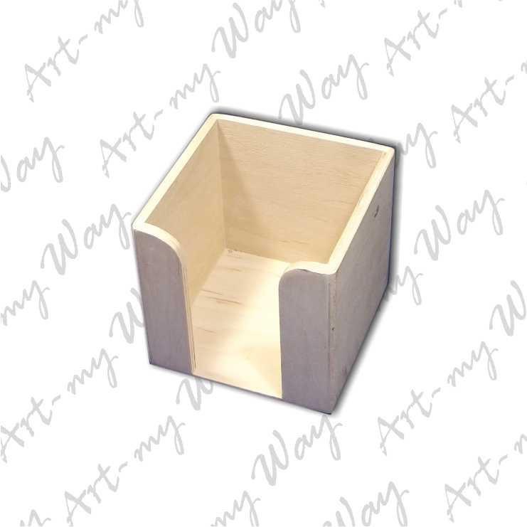 """Підставка для паперів""""Кубик"""""""