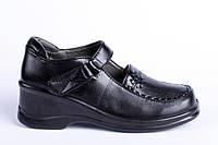 Туфли подр. девочка TORO 2127 черн