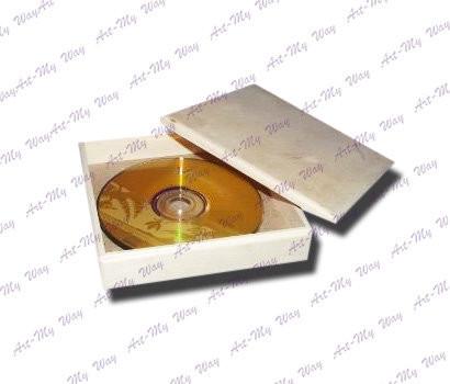 Шкатулка для дисков