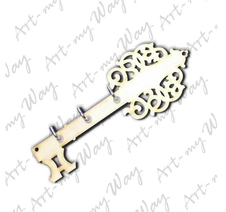 Вешалка-ключ (малая)