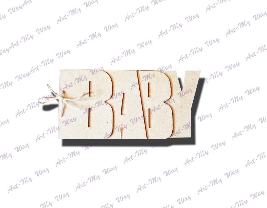 """Альбом """"Baby"""" 12x24"""