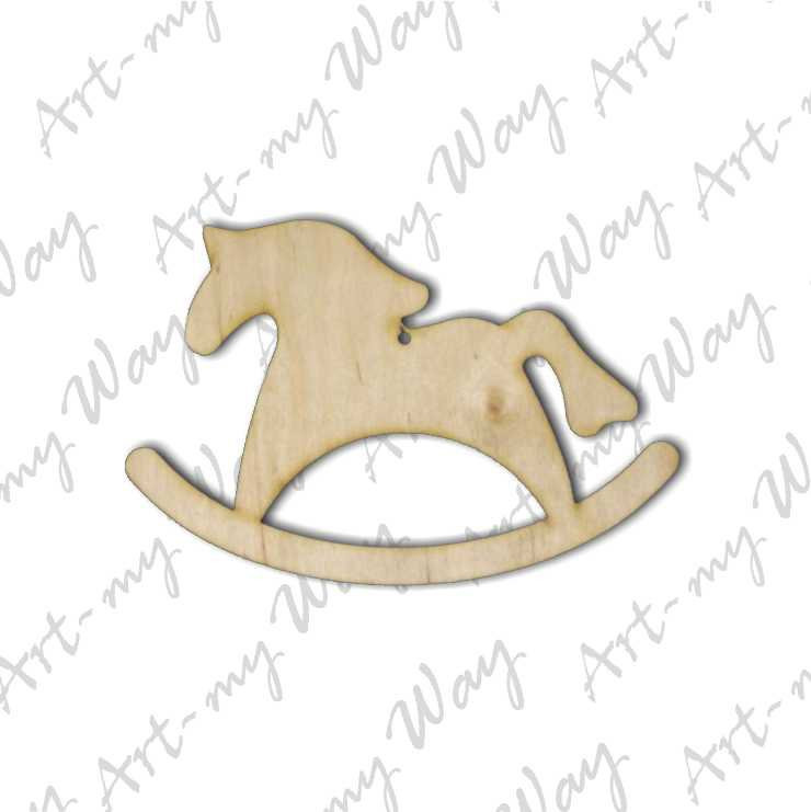 Підвіска - Конячка 7 см