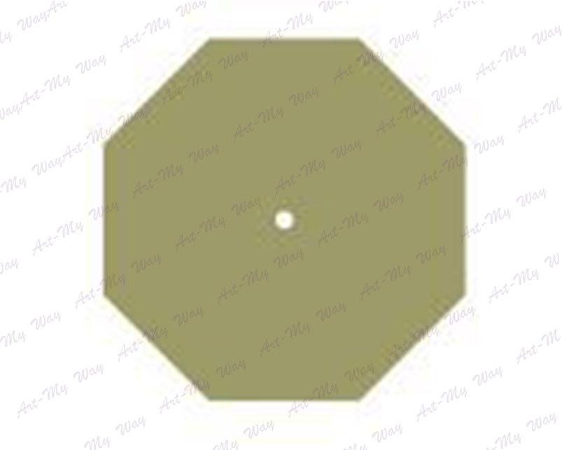 Основа-часы (фанера)Восьмигранник