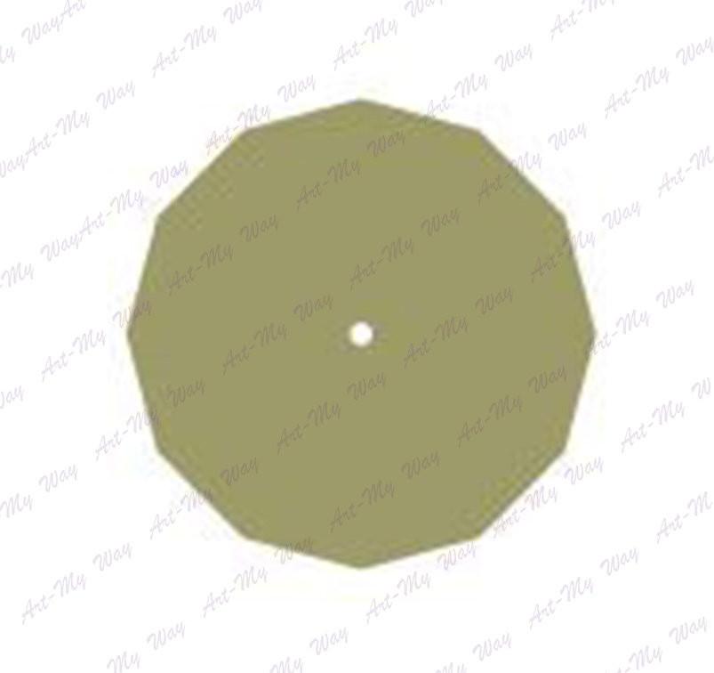 Основа-часы (фанера)Многогранник