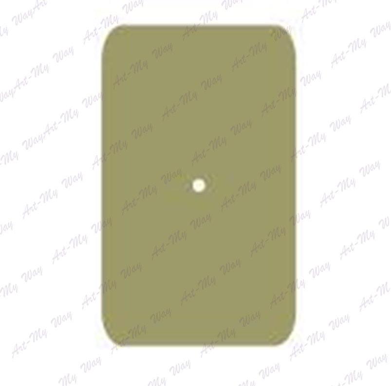 Основа-часы (фанера)Прямоугольник