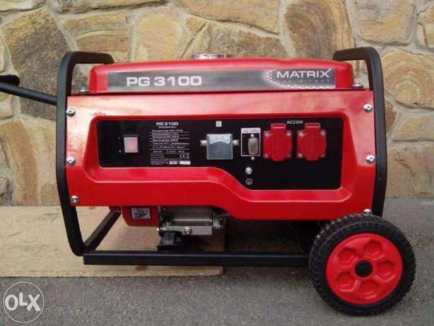Бензиновый генератор matrix длина кабеля передвижного сварочного аппарата