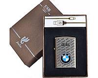 Зажигалка подарочная BMW (спираль накаливания, USB) №4705