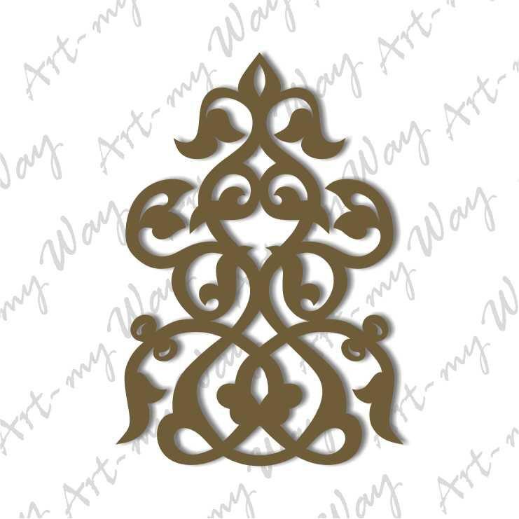 Декор - арабика1-10см