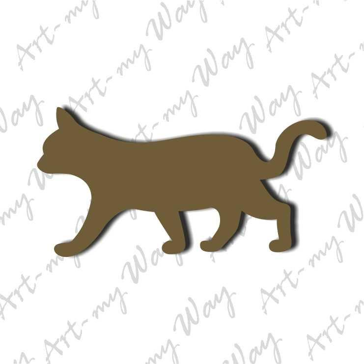 Животные - кот1-10см