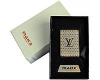 Зажигалка подарочная Louis Vuitton (спираль накаливания, USB) №4693