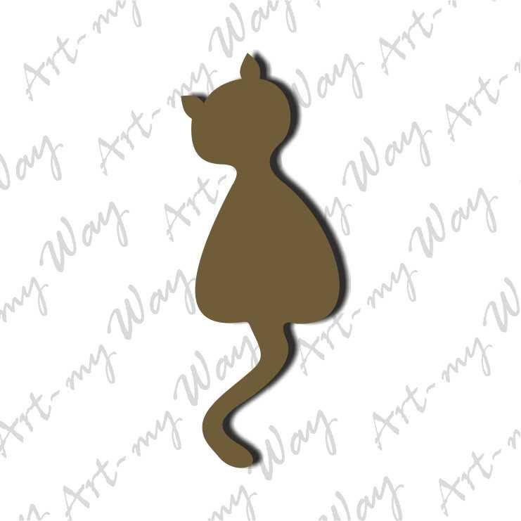 Животные - кот3-10см