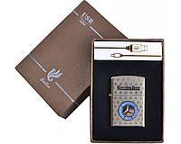 Зажигалка подарочная Mercedes-Benz (спираль накаливания, USB) №4705