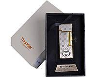 Зажигалка подарочная Thunder (спираль накаливания, USB) №4696-1