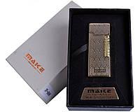 Зажигалка подарочная Thunder (спираль накаливания, USB) №4696-5