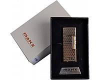 Зажигалка подарочная Thunder (спираль накаливания, USB) №4696-4