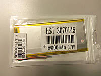Внутренний Аккумулятор   3*64*140  (6000 mAh 3,7V) 3070145 AAA класс в Запорожье