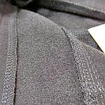 Джинсы женские черные на флисе с высокой посадкой.Бр 016-1, фото 3