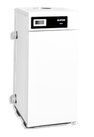 Напольный дымоходный газовый котел ATON Atmo 25EBM (универсальное подключение)